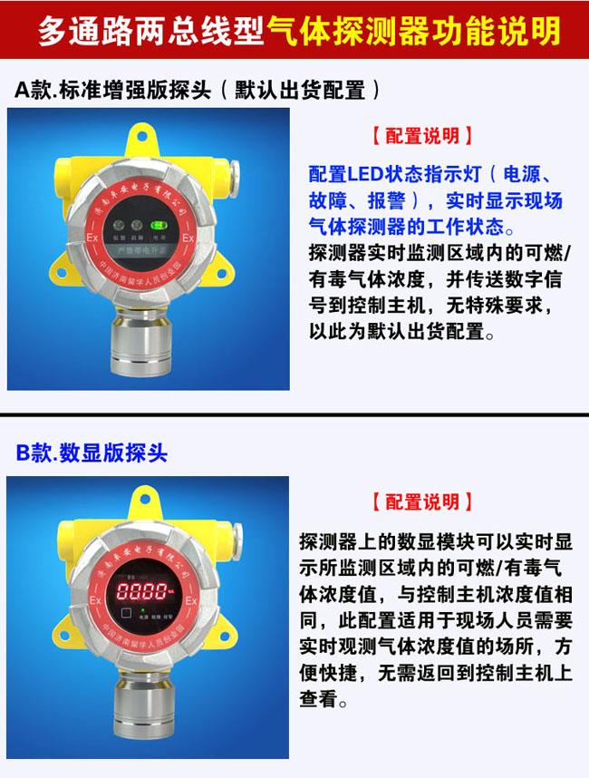 工业用冰醋酸探测报警器多种规格